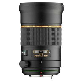 SMC Pentax-DA* 300mm F4 ED [IF] SDM Telephoto Lens thumbnail
