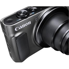 PowerShot SX620 HS - Black Front Angle Detail Zoom