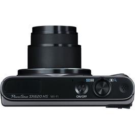 PowerShot SX620 HS - Black Top Zoom