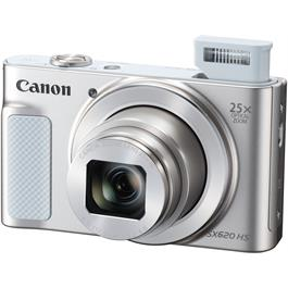 PowerShot SX620 HS - White Front Angle Flash