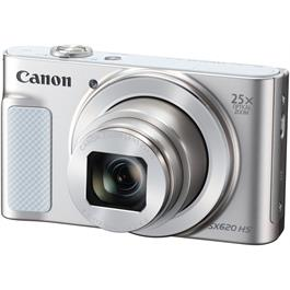 PowerShot SX620 HS - White Front Angle