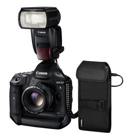 CP-E4N Compact Battery Pack for 600EX with Camera