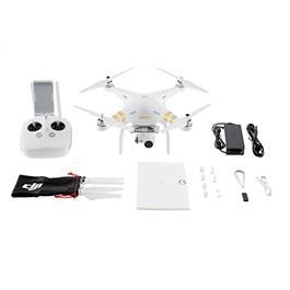 DJI Phantom 3 4K Quadcopter Drone And Accessories