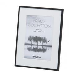 """Kenro Avenue Black Frame 8x6"""" Mat 6x4"""" thumbnail"""
