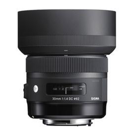 Sigma 30mm f/1.4 DC HSM Lens - Canon Fit thumbnail