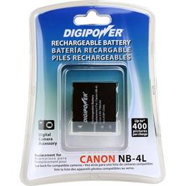DigiPower Li-Ion CANON NB-4L thumbnail