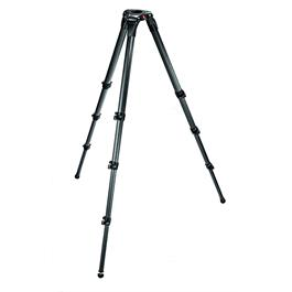 Manfrotto 536 MPRO Carbon Fibre 3-Stage Video Tripod thumbnail