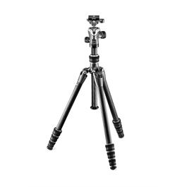 Gitzo Traveler Series 0 4-Section Carbon Fibre Tripod and Ball Head Kit thumbnail