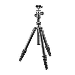 Gitzo GK1555T-82TQD Traveler Series 1 5-Section Carbon Tripod Kit thumbnail