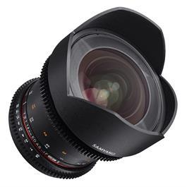 Samyang 14mm T3.1 VDSLR II Lens - Canon Fit thumbnail
