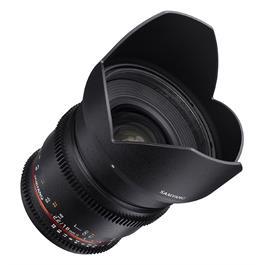 Samyang 16mm T2.2 VDSLR II Lens - Canon Fit thumbnail