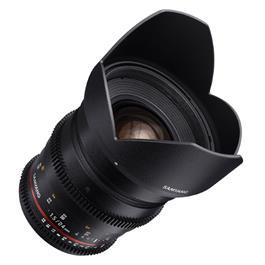 Samyang 24mm T1.5 VDSLR II Lens - Canon Fit thumbnail