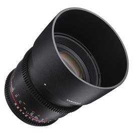 Samyang 85mm T1.5 VDSLR II Lens - Canon Fit thumbnail