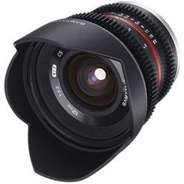 Samyang 12mm T2.2 VDSLR NCS CS - Fuji X thumbnail