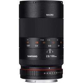 Samyang 100mm Macro F2.8 - Nikon Fit Thumbnail Image 0