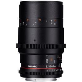 Samyang 100mm Macro T3.1 VDSLR - Nikon Fit thumbnail