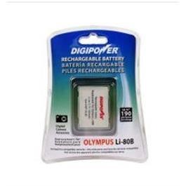 DigiPower Li-Ion OLYMPUS LI-80B thumbnail
