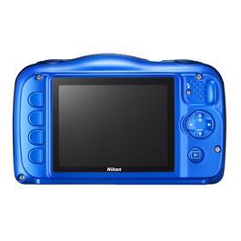 Nikon Coolpix W100 Blue Back