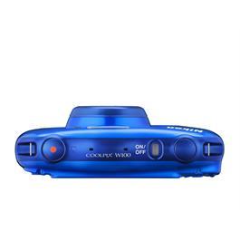 Nikon Coolpix W100 Blue Top