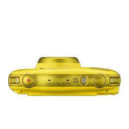 Nikon Coolpix W100 Yellow Top