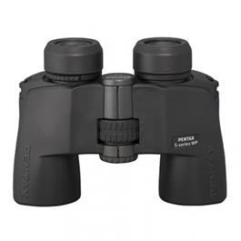 Pentax SP 8x40 WP Waterproof Rugged Binoculars Thumbnail Image 1