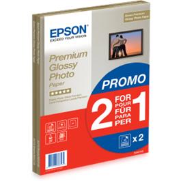 Epson A4 Premium Glossy Photo Paper 2-4-1 thumbnail