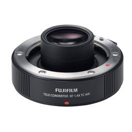 Fujifilm XF 1.4X TC WR Teleconverter Front Angle