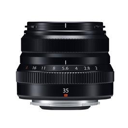 Fujifilm XF 35mm f2 R WR Standard Prime Lens - Black Thumbnail Image 1