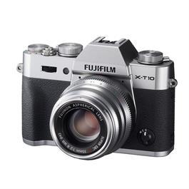 Fujifilm XF 35mm f2 R WR Standard Prime Lens - Silver Thumbnail Image 2