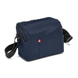 Manfrotto NX Shoulder Bag for DSLR Cameras Blue thumbnail
