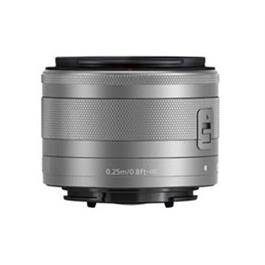Canon EF-M 15-45mm f/3.5-6.3 IS STM Lens - Silver thumbnail