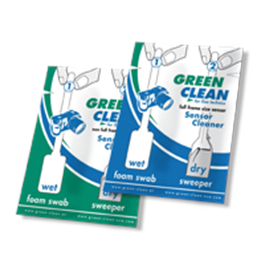 Green Clean Wet & Dry Non Full Frame Wipes 4pc thumbnail