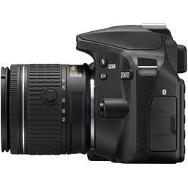 Nikon D3400 Body with 18-55 VR Kit Left