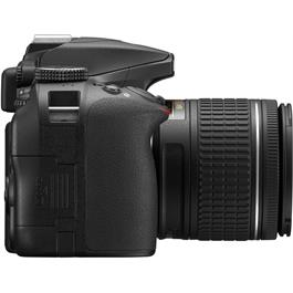 Nikon D3400 Body with 18-55 VR Kit Right