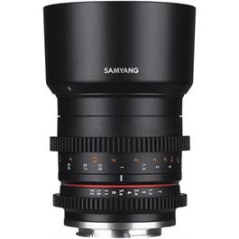 Samyang 50mm T1.3 Video Cine Lens - Sony E-Mount thumbnail