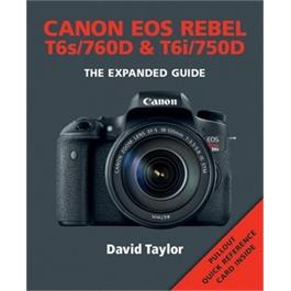 GMC Expanded Guides - Canon Rebel 760D & 750 thumbnail