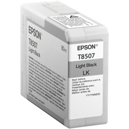 Epson T850700 Light Black for SC-P800 thumbnail