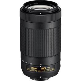 Nikon AF-P DX Nikkor 70-300mm f/4.5-6.3G ED VR Super Telephoto Lens thumbnail