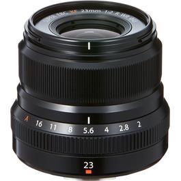 Fujifilm 23mm f2 R WR XF Wide Angle Prime Lens - Black thumbnail