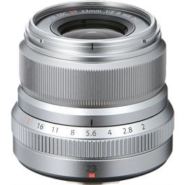 Fujifilm 23mm f2 R WR XF Wide Angle Prime Lens - Silver thumbnail