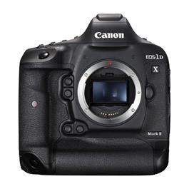 Canon EOS-1D X Mark II Digital SLR Camera Body thumbnail