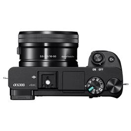 Sony A6300 digital compact system camera With E Series 16-50mm f/3.5-5.6 OSS thumbnail