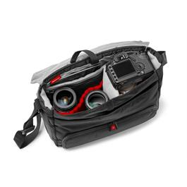 Advanced Befree Messenger Bag Black