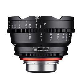 Samyang XEEN 14mm T3.1 CINE - PL thumbnail