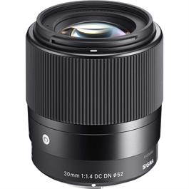Sigma 30mm f/1.4 DC DN Contemporary - Sony E-mount thumbnail