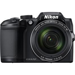 Nikon Coolpix B500 Black Front