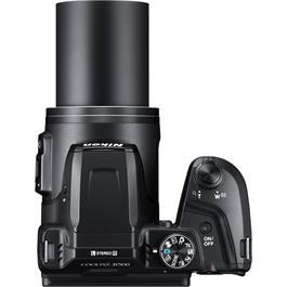 Nikon Coolpix B500 Black Top Zoom