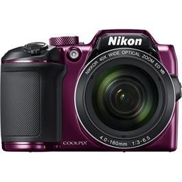 Nikon Coolpix B500 Plum Front