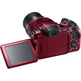 Nikon Coolpix B700 Red Back Angle Screen Out