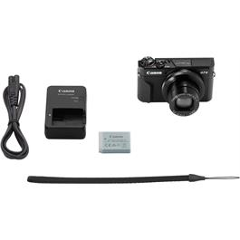 Canon PowerShot G7X II Accessories Detail